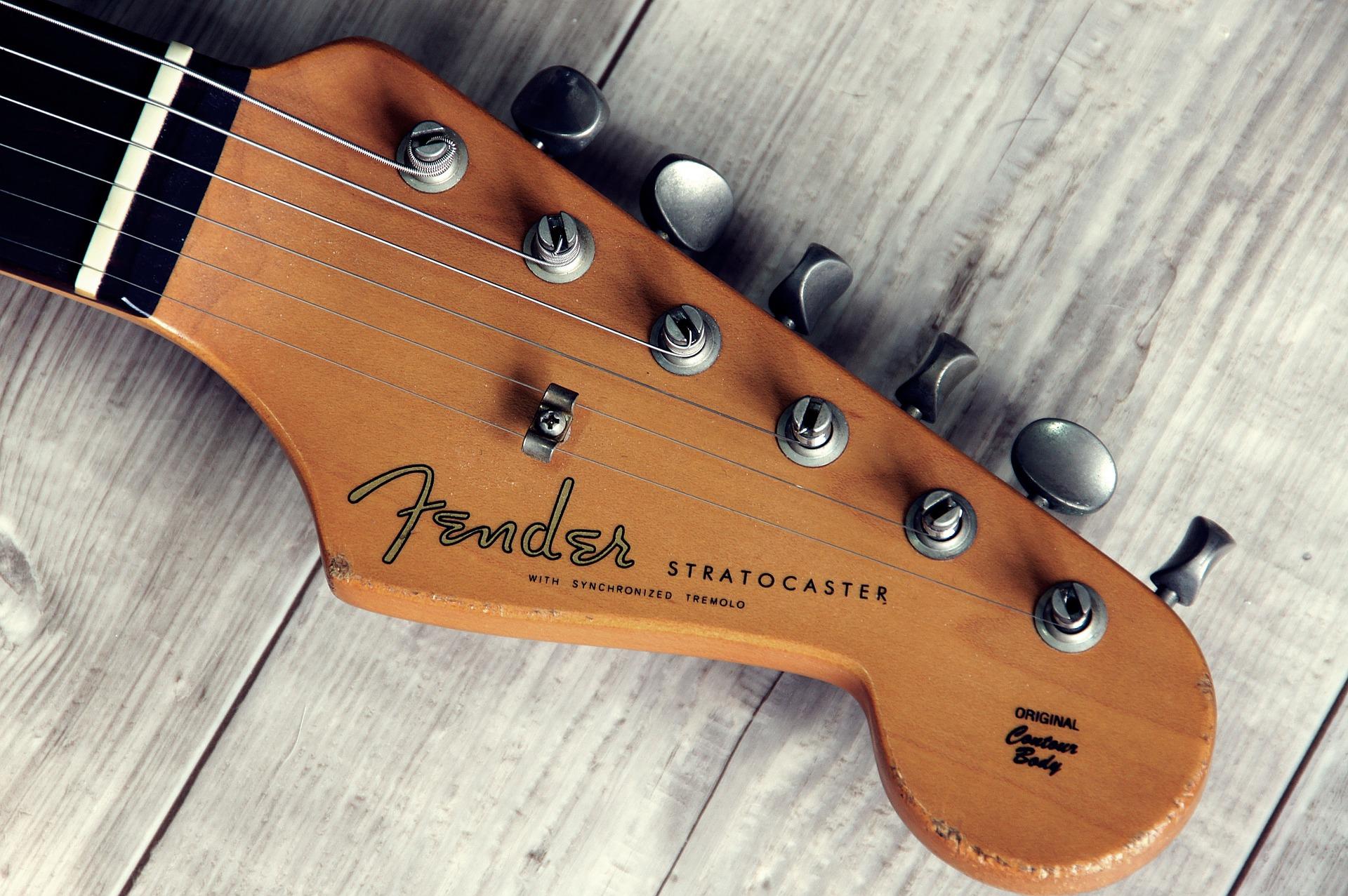 【世界の主要ブランド】初心者必見!エレキギターの人気有名メーカーまとめ