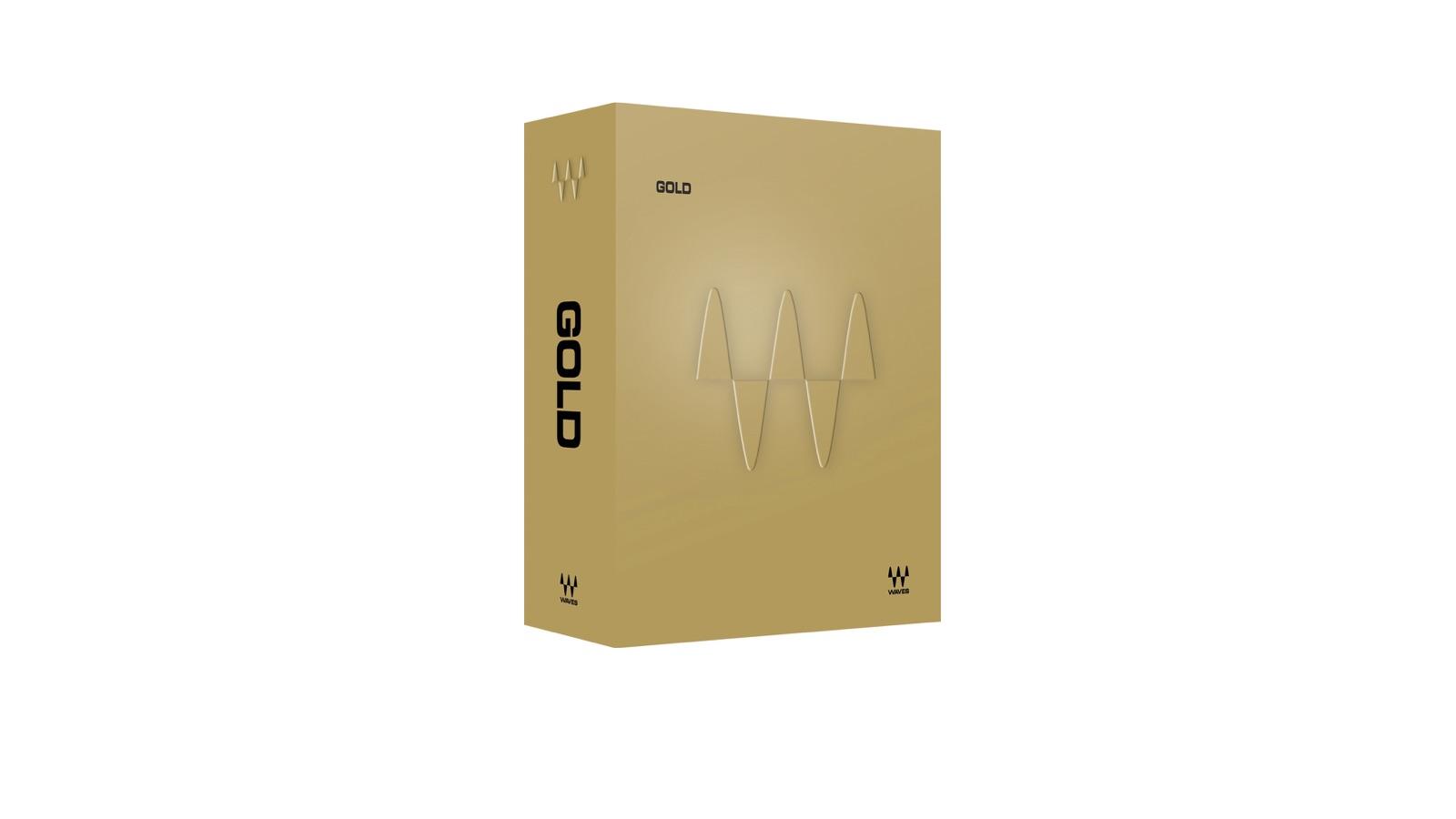 【WAVES GOLD】初心者にもオススメのプラグインバンドル!本格的な音楽制作に欠かせない必須パッケージ!収録プラグイン一覧とその内容